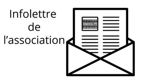 Association's Newsletter n°1