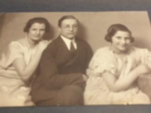 Lilli SEGAL, Gerda and Herbert adult