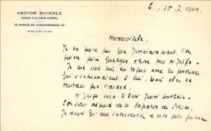 Document 12. Reponse avocat a sollicitation pour aide. Bernard JEIFA