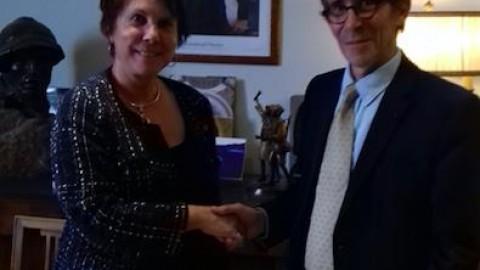 L'Office National des Anciens Combattants apporte son soutien au Projet Européen Convoi 77