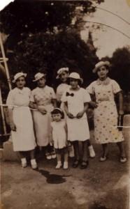 Jeanne FEINSTEIN née le 28 mars 1922 déportée de Drancy le 31 juillet 1944 par le convoi n°77.