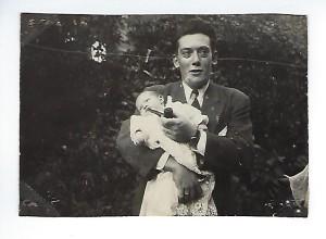 11 Francis REISS et Marie Christine le 6 septembre 1946
