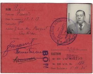 3 Francis REISS fac de droit 1936