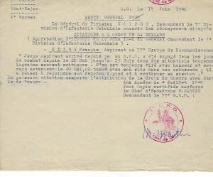 Francis REISS Citation 1940