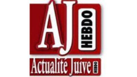 AJ Hebdo – Yvette Lévy à l'honneur de la République