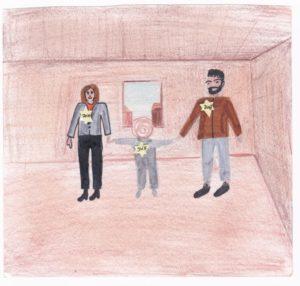 Gita enfant Josek dessin