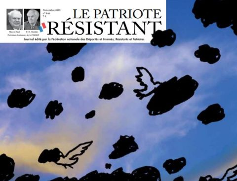 Le Patriote Résistant Newspaper shared a Convoi 77 Project