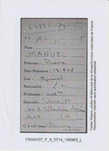 Fiche Drancy-Pierre-Manuel