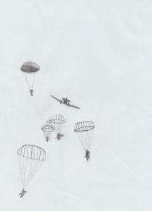 Pierre MANUEL Parachutage par Simon Pereira