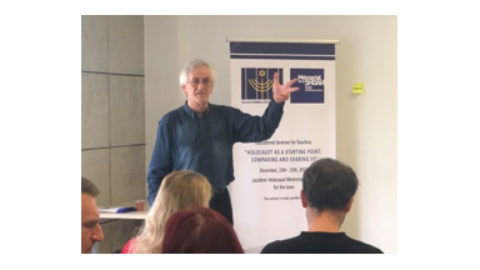 Un séminaire pour les enseignants de Grèce et de Macédoine du Nord