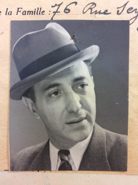 Uziel MASSINE