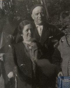 Joseph LEVY né le 23 mars 1880 déporté de Drancy le 31 juillet 1944 par le convoi n°77.