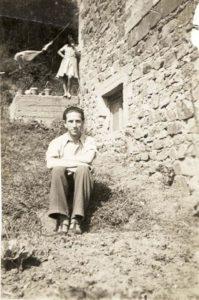 Hermann SPATZ né le 3 février 1912 déporté de Drancy le 31 juillet 1944 par le convoi n°77.