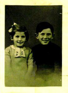 Sara et Louis Szwindler, dossier du ministère des Anciens combattants et victimes de guerre.