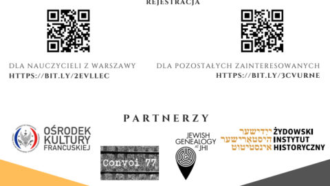 In Warsaw, a seminar on teaching the Shoah in France