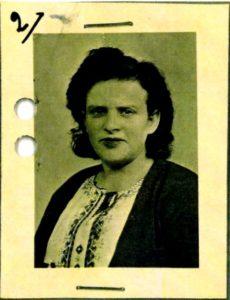 Szwindler-Rochlenko Riva, dossier du Minsitère des anciens combattants et des victimes de guerre.