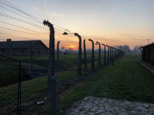 voyage en Pologne – camp d'Auschwitz-Birkenau 2