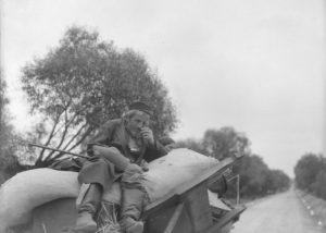 12 – Frieda Kohn – populations déplacées – Galicie – 1915 – George Muse pour le Daily MIrror