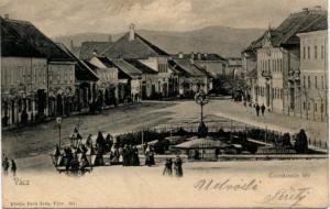 14 – Victor Kohn – Vacz 1900 – carte postale ancienne