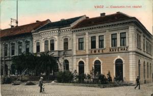 15 – Victor Kohn – Vacz – carte postale ancienne