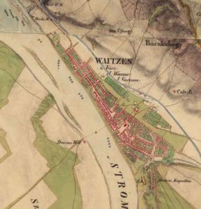 17 – Victor Kohn – carte Vacz – 1864