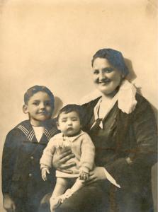 26 – Frieda Kohn – Albert – Charlotte – 1931