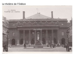 35 – Victor et Frieda Kohnthéâtre odéon