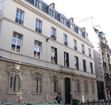 37 – Victor et Frieda Kohn – 9 rue Vauquelin aujourd'hui – photo internet