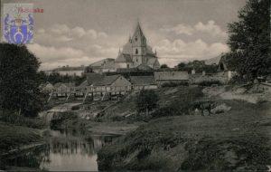 8 – Frieda Kohn -Mosciska carte postale ancienne
