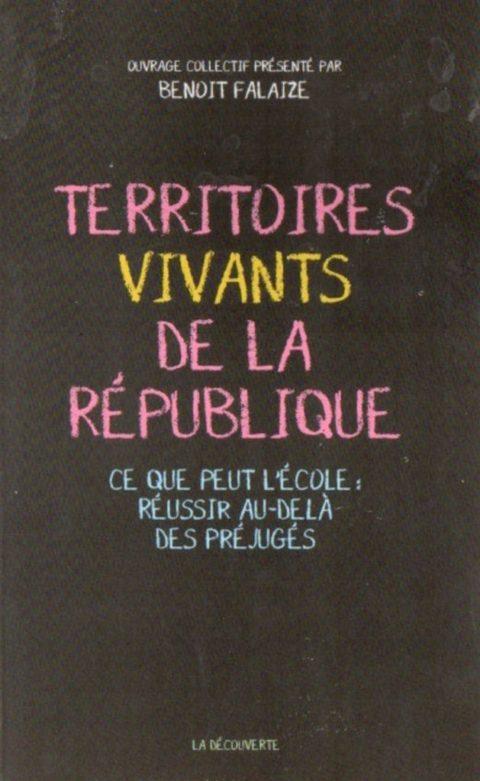 """Convoi 77 cité en exemple de bonne pratique dans le livre """"Territoires vivants de la République"""""""