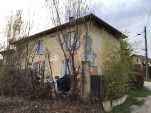 La maison Rey à St Hilaire de la Côte-archives personnelles