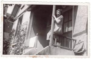 Suzanne en 1941-archives familiales
