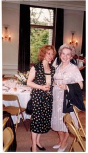 Suzanne et sa fille Danielle en 1988