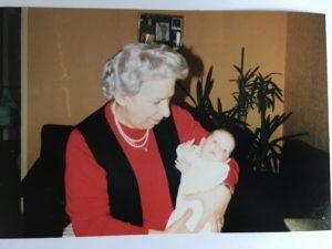Suzanne et sa petite fille Claire peu de temps avant sa disparition en 1991