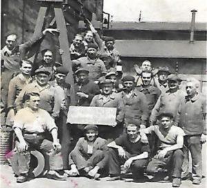 Employé à l'usine de Saint Gobain de Saint Fons