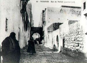 Rue du Mellah, Mogador – Essaouira